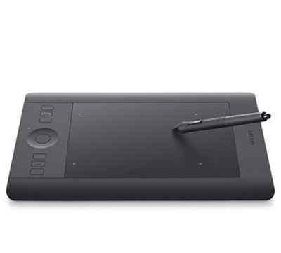 Графический планшет Wacom intuos touch 5