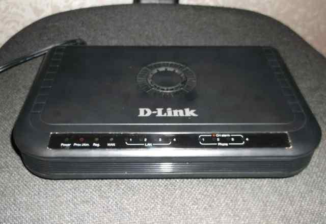 Голосовой шлюз D-link DVG 5004S