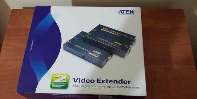 Видеоудлинитель aten VE-150