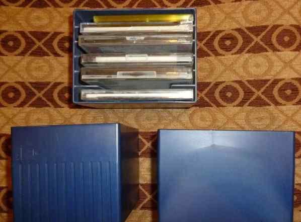 Коробки для дискет