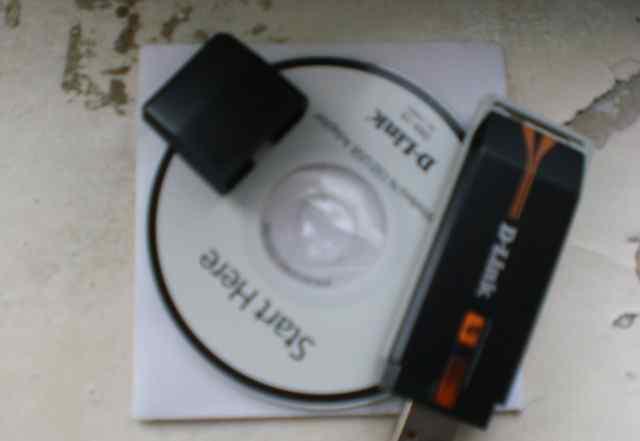 wi-fi адаптер D-Link DWA-125