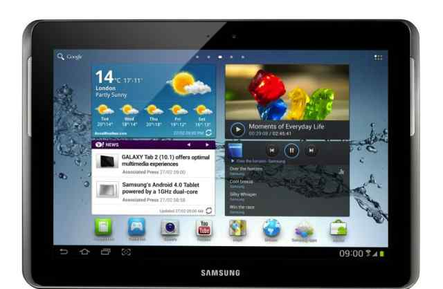 Samsung Galaxy Tab 2 10.1 P5100 3G