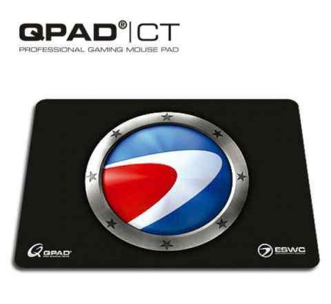 Коврик qpad CT Pro Limited Edition eswc
