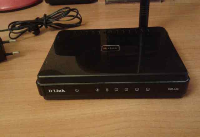 WiFi Router D-Link Dir 300