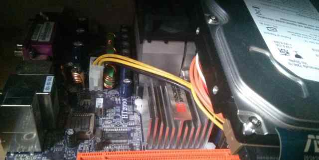 AMD Athlon 64.3200+, ECS RS482-M, 1.5Gb