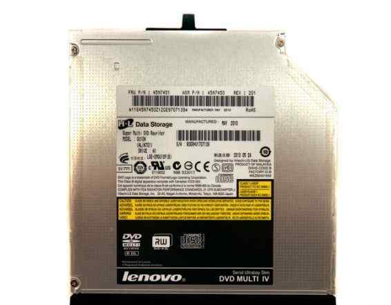 Lenovo DVD-RW/CD-RW combo T400S T410 T410S T410SI