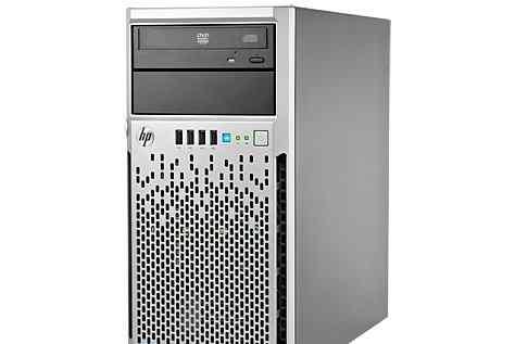 Сервер HP Prolian ML310e g8