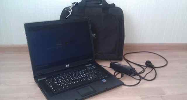 Ноутбук hp nx8220 полностью рабочий