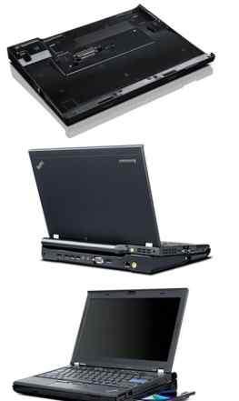Новая док-станция Lenovo ThinkPad X220 с приводом