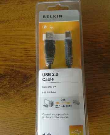 Кабель belkin USB 2.0 Cable