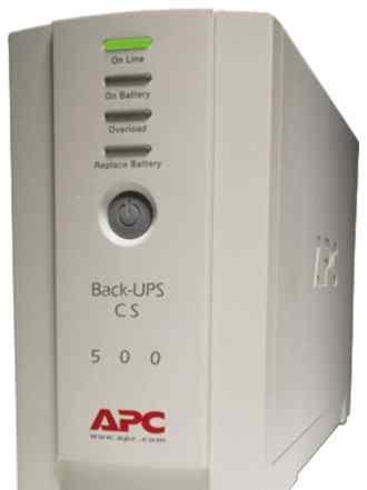 �������� �������������� ������� APC back-ups cs 50