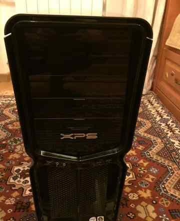 Уникальный игровой компьютер на базе Dell XPS 730