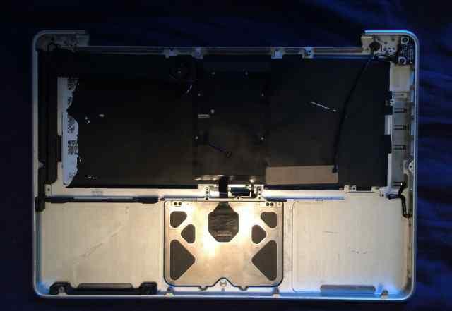 Macbook Pro 2010 по запчастям
