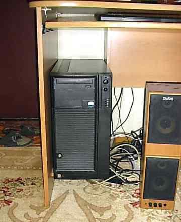 8-ядерный компьютер