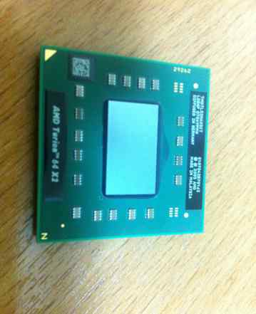 процессор AMD Turion 64 X2
