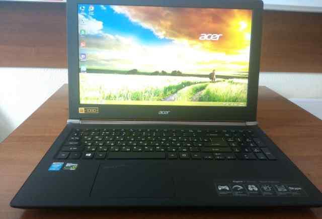Acer Aspire Nitro V15, i7, GTX 860m, IPS