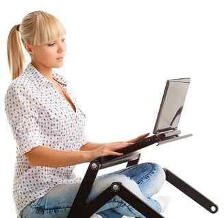 Столик-трансформер для ноутбука