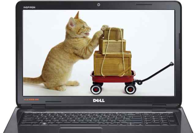 Игровой ноутбук Dell Inspiron N7110, Core i7