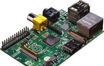 Миникомпьютер Raspberry Pi B