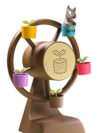 USB-радио карусель собачка из серии Petswork