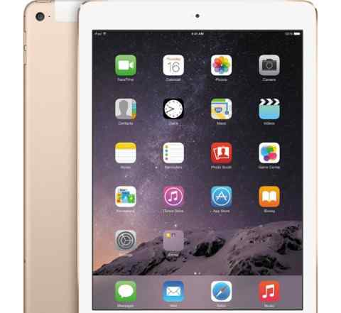 Планшет Apple iPad Air 2 16Gb Wi-Fi Gold