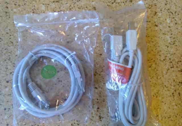 USB И изернет кабели
