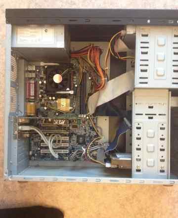 Офисный компьютер Microlab