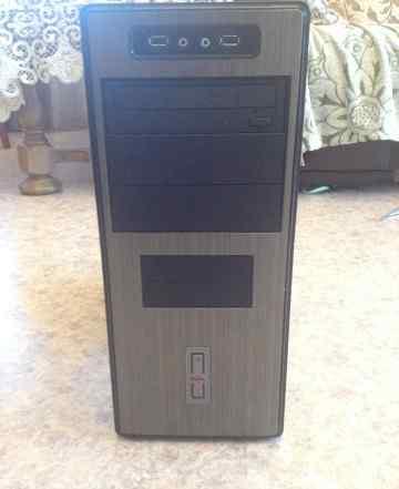 Мультимедийный компьютер asus (черный)
