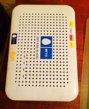 DSL wifi Роутер
