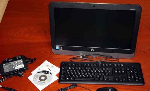 Компьютер Моноблок HP ProOne 400 / Intel i5 / 19
