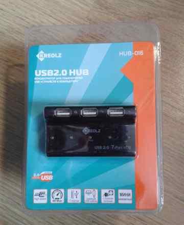 USB HUB Kreolz