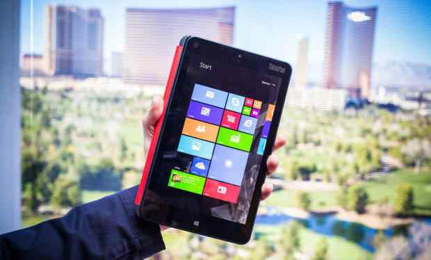 Lenovo ThinkPad 8 128Gb 3G, почти новый, торг