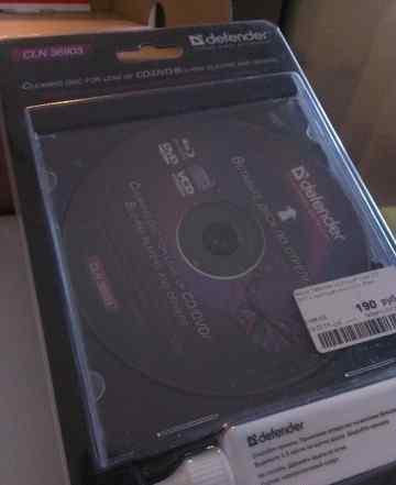 Чистящий диск Defender