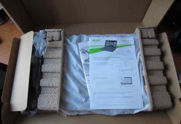 Aspire E5-571G в упаковке 500GB