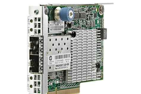 Адаптер HP Ethernet 10Gb 2-port 530FLR-SFP+