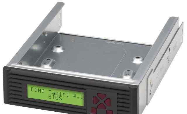 LCD панель supermicro MCP-220-00095-0B