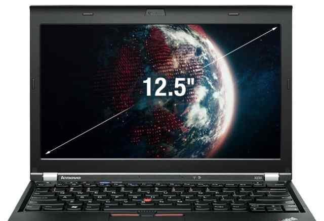 Ноутбук ThinkPad X230 12.5