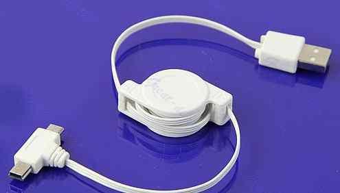 Кабель 2 в 1 Mini/Micro - USB