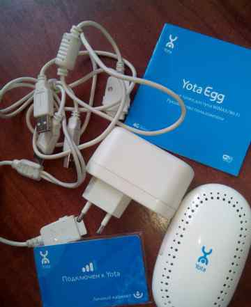 Yota egg точка доступа wi-fi