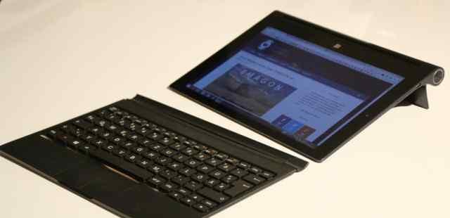 Lenovo Yoga 2 10 win8 32 lte + keyboard