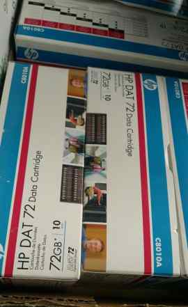 HP DAT 72 Data cartridge C8010A