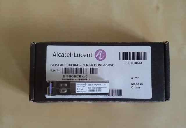 Alcatel Lucent 3he00868cb SFP-gige BX10-D-LC R6/6