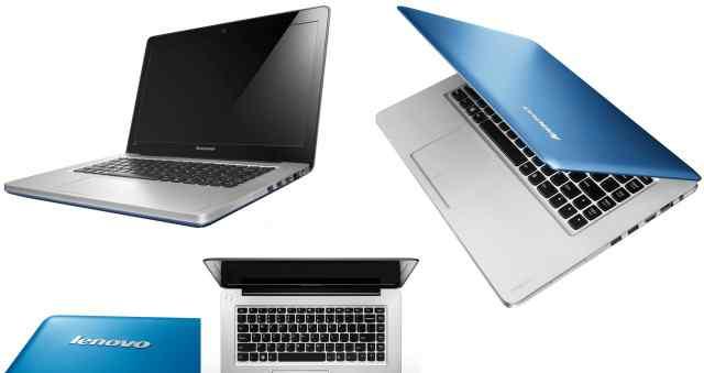 Ноутбук Lenovo IdeaPad U410