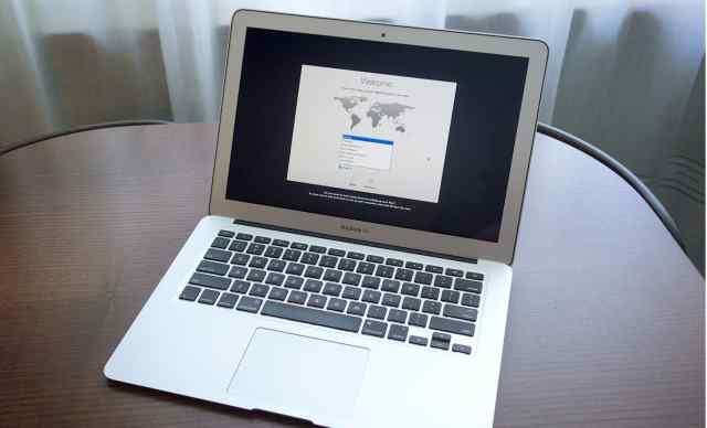 MacBook Air 13 Mid-2011 i7 1.8ггц/4гб/SSD256гб