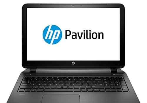 Core i7 HP pavilion 15