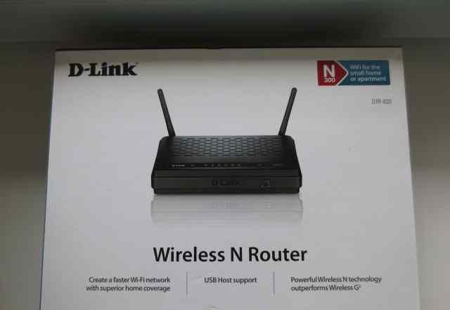Роутер D-Link DIR-620
