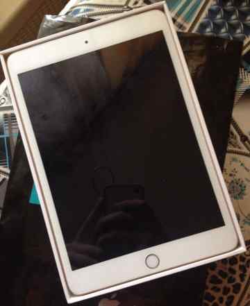 новый iPad mini 16gb gold