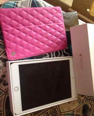 новый iPad mini 16gb gold