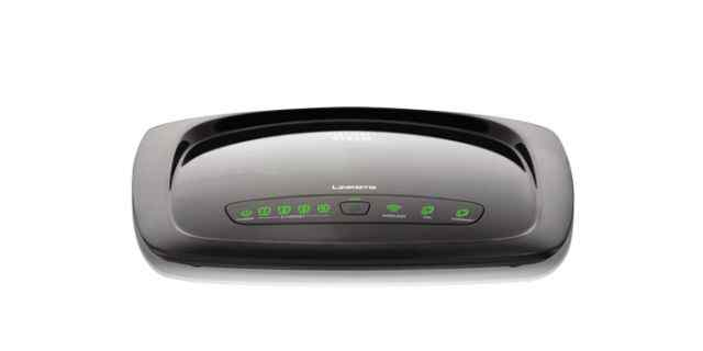WAG120N Маршрутизатор Wireless-N Home adsl2+