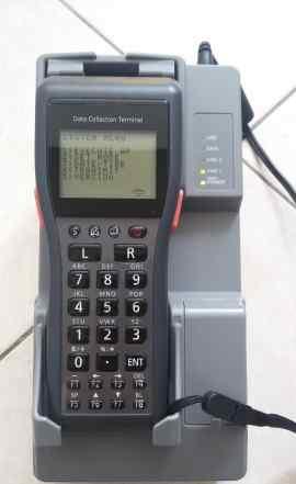 Терминал сбора данных (тсд) casio 930